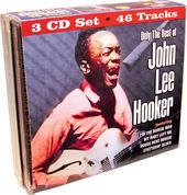 Only the Best of John Lee Hooker (3-CD Bundle