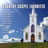 Country Gospel Favorites [CMD]