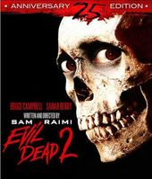 Evil Dead 2: Dead by Dawn (Blu-ray, 25th