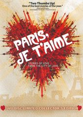 Paris, Je T'aime (2-DVD, Limited Collector's