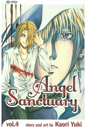 Angel Sanctuary 4