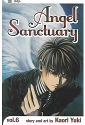 Angel Sanctuary 6