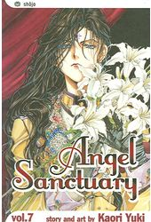 Angel Sanctuary 7