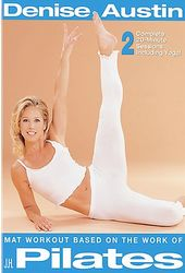 Denise Austin - Mat Workout Based on the Work of