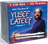 Only The Best of Yusef Lateef, Volume 1 (7-CD)