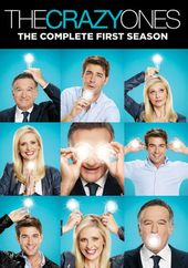 The Crazy Ones - Complete 1st Season (3-Disc)