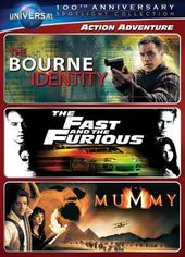 Action Adventure (The Bourne Identity / The Fast