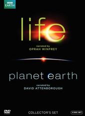 BBC Earth Collector's Set: Life / Planet Earth
