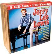 Only the Best of Jerry Lee Lewis (5-CD Bundle