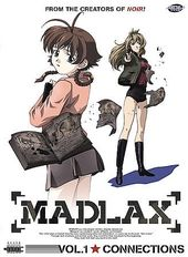 Madlax, Volume 1: Connections