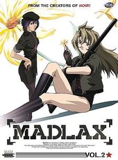 Madlax, Volume 2: The Red Book
