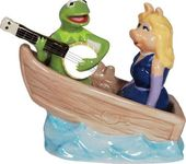 Disney - Muppet Kermit & Miss Piggy In Boat -