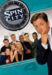Spin City - Season 4 (4-DVD)