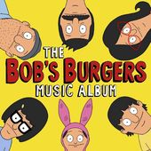 The Bob's Burgers Music Album (3LPs)
