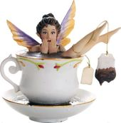Fairy - Tea Bath Figure