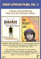 Great African Films, Volume 3 (2-DVD)