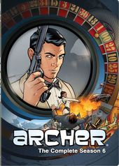 Archer - Complete Season 6 (2-DVD)