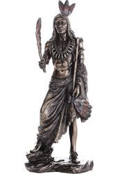 American Indian Warrior - Figure