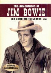 The Adventures of Jim Bowie - Complete 1st Season