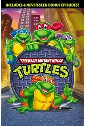 Teenage Mutant Ninja Turtles (Includes 4