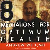 8 Meditations for Optimum Health (2-CD)