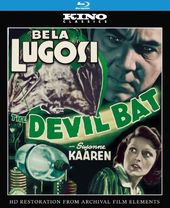 The Devil Bat (Blu-ray)