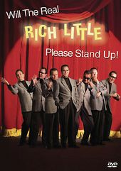 Rich Little - Will The Real Rich Little Please