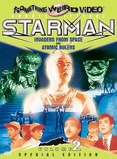 Starman - Volume 2 - Invaders From Space / Atomic