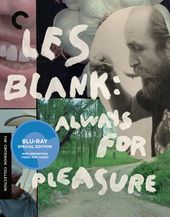 Les Blank: Always for Pleasure (Blu-ray)