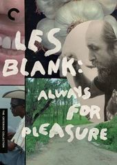Les Blank: Always for Pleasure (5-DVD)