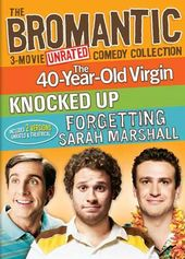 The Bromantic 3-Movie Unrated Comedy Collection