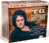 Only The Best of T.G. Sheppard (7-CD)