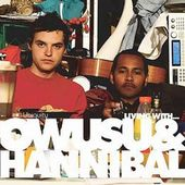 Living With Owusu & Hannibal (2-LP)