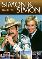Simon & Simon - Season 5 (6-DVD)