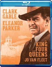 King & Four Queens (Blu-ray)