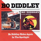 Bo Diddley Rides Again / Bo Diddley in the