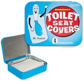 Funny - Emergency Toilet Seat Covers