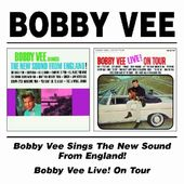Bobby Vee Sings the New Sound from England!/Bobby