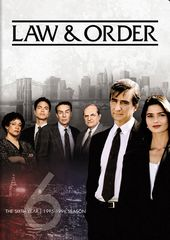 Law & Order - Year 6 (5-DVD)
