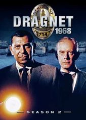 Dragnet - Season 2 (6-DVD)