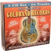 Only The Best of Goldband Records (3-CD)