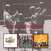 The Johnstons / Give a Damn / The Barley Corn