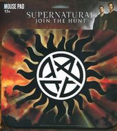 Supernatural - Anti-Possession Mouse Pad