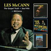 The Gospel Truth / Soul Hits / McCanna (2-CD)