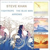 Tightrope / The Blue Man / Arrows (2-CD)