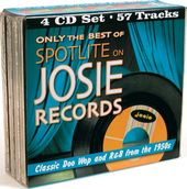 Only The Best of Josie Records (4-CD)