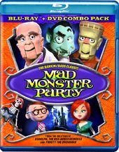 Mad Monster Party (Blu-ray + DVD)