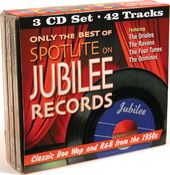 Only The Best of Jubilee Records (3-CD)