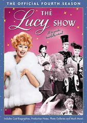 The Lucy Show - Official 4th Season (4-DVD)