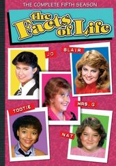 Facts of Life - Season 5 (4-DVD)